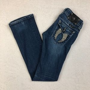 Miss Me Bootcut Denim Jean Women size 25